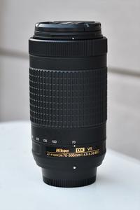 AF-P DX NIKKOR 70-300mm f/4.5-6.3G ED VR - やぁやぁ。
