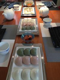 5月の韓国伝統餅レッスン - 美味しい韓国 美味しいタイ@玄千枝クッキングサロン
