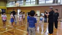 勇ましい剣士誕生!「スポーツチャンバラ + お楽しみ会」 - 萩セミナーハウスBLOG