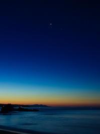 明けの明星c - 雲空海