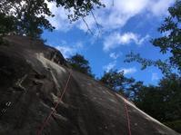 小川山クライミング講習 八幡沢左岸スラブ(7月14日) - ちゃおべん丸の徒然登攀日記