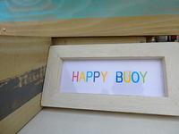 HAPPY BUOY - Hand Made Diary