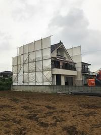 新松戸解体SD様邸解体工事 - 新松戸 建築 「創ってます!」太陽ハウス