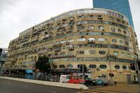 九龍灣工業ビルの食堂へ - 香港*芝麻緑豆