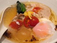 最高に美味しい冷かけ〔まんかい/ラーメン/JR福島〕 - 食マニア Yの書斎