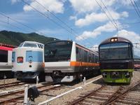 7/15河口湖駅撮影会、HM付6000系も - 富士急行線に魅せられて…