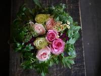 お誕生日の女性へ。2017/07/10。 - 札幌 花屋 meLL flowers