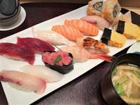 六本木「清山」お値打ちランチ握りで元気回復 - 美・食・旅のエピキュリアン