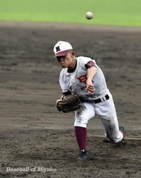 第99回全国高等学校野球選手権京都大会 桃山-宮津 - BaseBall of Miyako