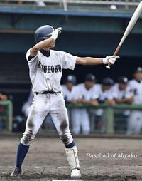 第99回全国高等学校野球選手権京都大会 東山-洛北 - BaseBall of Miyako