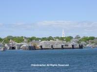続いて、ナンタケット島での展示会は10月まで。 - handvaerker ~365 days of Nantucket Basket~