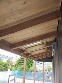 「平安光縁の家/幸田」自然塗装 - KANO空感設計のあすまい空感日記