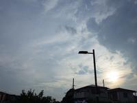 ★ 久しぶりに大雨が・・・ - うちゅうのさいはて
