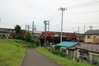 藤田八束の鉄道写真@鉄橋と貨物列車、鉄橋に感動・・・・鉄道の歴史が日本のこれからの観光になる、大切にすべき鉄道遺産 - 藤田八束の日記