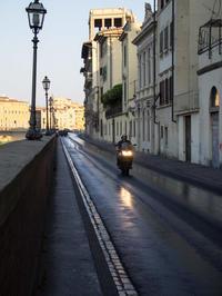 フィレンツェの朝 - 岩月澄子-時の欠片を拾い集めて・・・