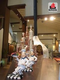 兵庫県三木市ピザ窯煙突掃除 - BROS.奈良ブログ