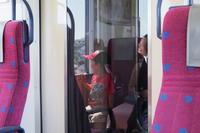 赤い電車で - Shadow