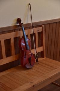 ヴァイオリンのLesson - 光画日記