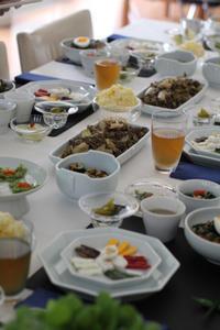 7月の韓国料理 - 美味しい韓国 美味しいタイ@玄千枝クッキングサロン