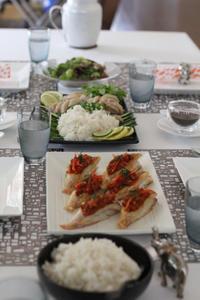 7月のタイ料理 - 美味しい韓国 美味しいタイ@玄千枝クッキングサロン