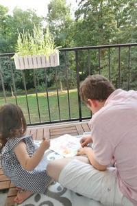初めて娘がグリーンピースを食べました☆ - ドイツより、素敵なものに囲まれて②