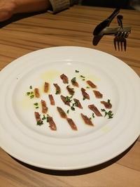 ファゴットを聞いた夜 ー 世界一おいしいアンチョビー、、 - 牡蠣を煮ていた午後