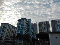 朝の散歩&サプライズ - シングリッシュin シンガポール