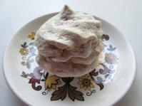 <イギリス菓子・レシピ> ミニ・メレンゲ【Mini Meringues】 - イギリスの食、イギリスの料理&菓子
