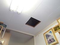 夏場に戸建住宅の天井裏付近にこもる熱気を排出室温を下げ、快適性が向上する「換気排熱ファン」 - 快適!! 奥沢リフォームなび
