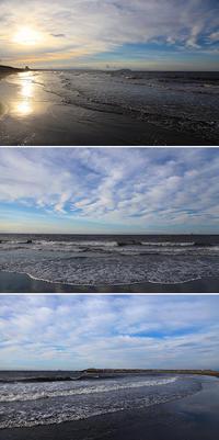 2017/07/23(SUN) オンショアが吹く海辺です。 - SURF RESEARCH