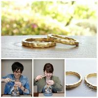 結婚指輪 セミオーダー - 工房Noritake