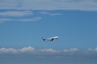 HND - 187 - fun time (飛行機と空)