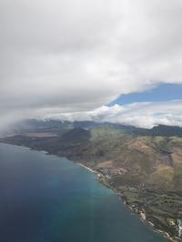 ハワイ:空からハワイを見てみよう・3 - 転々娘の「世界中を旅するぞ~!」