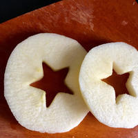 【りんごの栄養、損をしない切り方】 - TOUCH