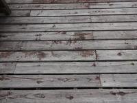 栗ウッドデッキ材 - SOLiD「無垢材セレクトカタログ」/ 材木店・製材所 新発田屋(シバタヤ)