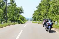 2017 ふぅふぅライダー北の大地へ - 5 - Bikeで行ってきま~す!ε=ε=ε=(o゚ー゚)oブーン