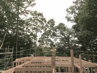 K様邸建て方 - Nakai Act