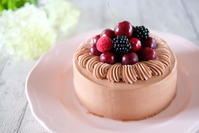 お誕生日ケーキ - アルフの粉修行