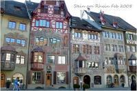 Stein am Rhein Feb 2008 - Chaton の ひとりごと