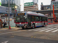 T1703 - 東急バスギャラリー 別館