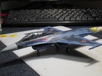 ハセガワ 1/72 三菱F-2B 製作中 (21) - DNF