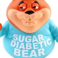 まんま、糖尿病のクマっていう名の新顔、登場 - 下呂温泉 留之助商店 店主のブログ