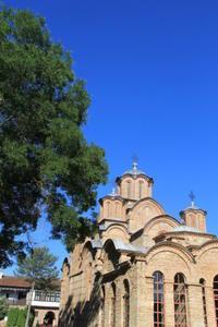 コソボ(3)【世界遺産グラチャニツァ修道院】 - ヤスコヴィッチのぽれぽれBLOG