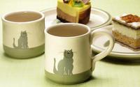猫好きのお気に入りマグカップ - ブルーベルの森-ブログ-英国のハンドメイド陶器と雑貨の通販