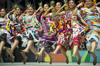 Guelaguetza 2017 (メキシコ オアハカ州のお祭り) Flor de Pina - 二勝三敗