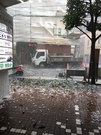 雹 - 遠絡療法 ペレス・テラキ治療室 東京