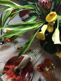 夏のおもてなし(テーブルコーディネイト編) - Table & Styling blog