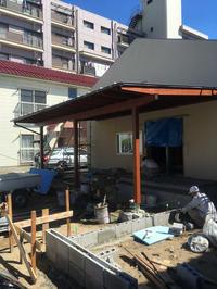 2期目の工事 文京町の家 - 加藤淳一級建築士事務所の日記