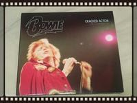 DAVID BOWIE / CRACKED ACTOR ( LIVE LOS ANGELES '74) - 無駄遣いな日々