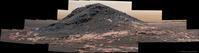 火星探査車キュリオシティが捉えた火星の不思議な小さな丘アイルソンヒル - 秘密の世界        [The Secret World]